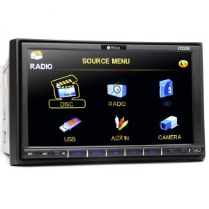 Touchscreen Autoradio