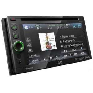 Autoradio mit Bildschirm
