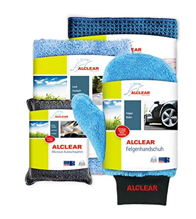Alclear 8201000 Profi Autopflegeset