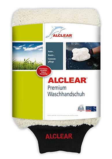 Alclear Mikrofaser Handschuh