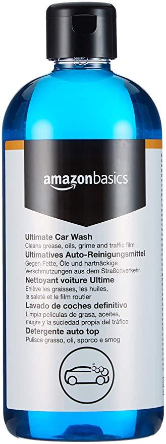 AmazonBasics Autoshampoo 500 ml