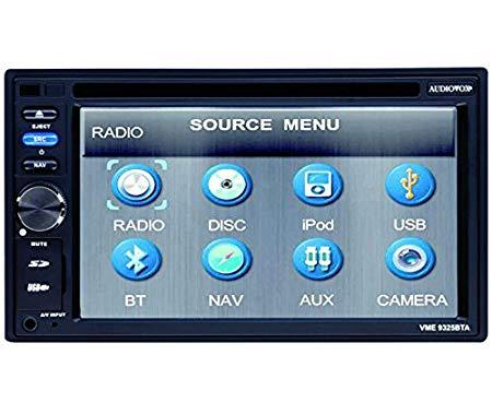 Audiovox VME 9325 BTA