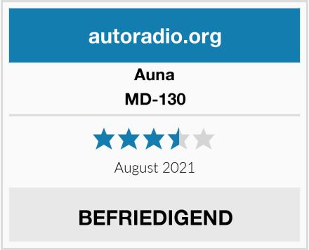 Auna MD-130 Test