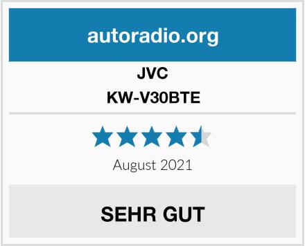 JVC KW-V30BTE Test