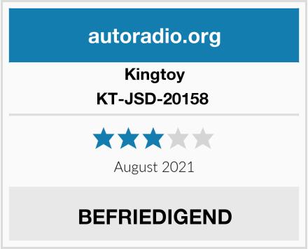 Kingtoy KT-JSD-20158  Test