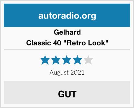 Gelhard Classic 40