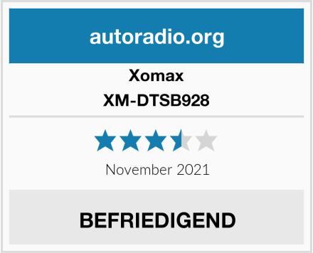 Xomax XM-DTSB928 Test