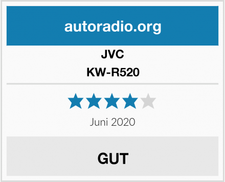 JVC KW-R520 Test