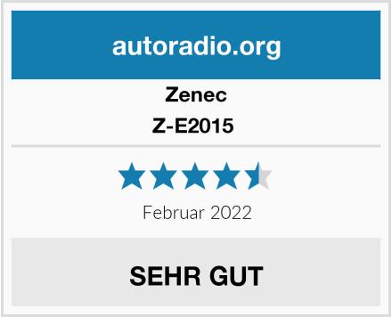 Zenec Z-E2015  Test