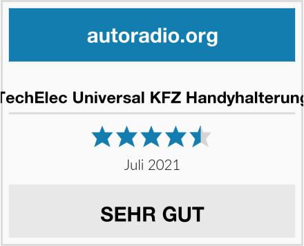TechElec Universal KFZ Handyhalterung  Test
