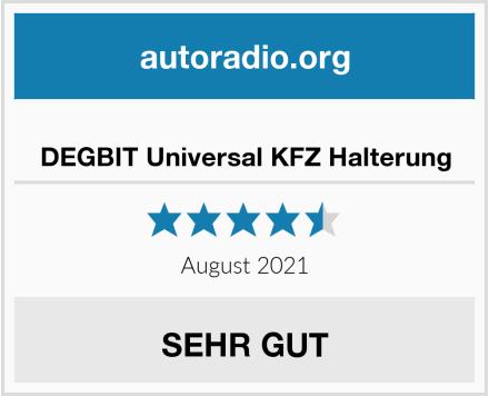 DEGBIT Universal KFZ Halterung Test