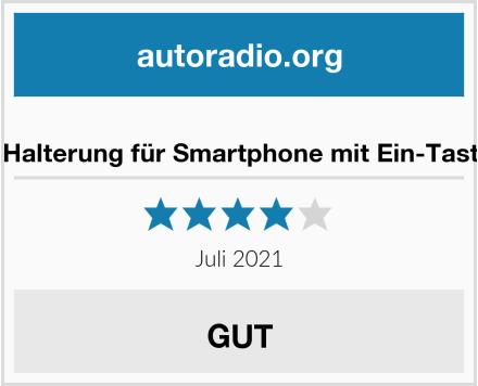 No Name Beikell KFZ-Halterung für Smartphone mit Ein-Tasten-Freigabe  Test