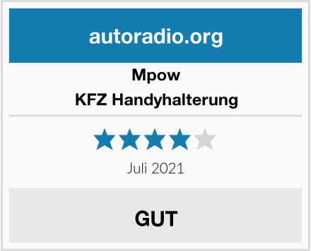 Mpow KFZ Handyhalterung Test