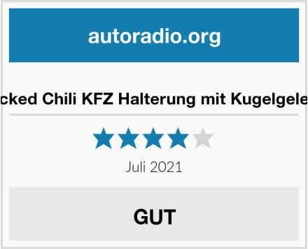 No Name Wicked Chili KFZ Halterung mit Kugelgelenk  Test