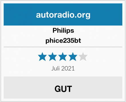 Philips phice235bt Test