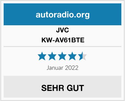 JVC KW-AV61BTE Test