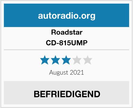 Roadstar CD-815UMP Test