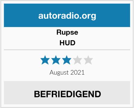 Rupse HUD  Test