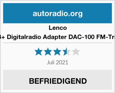 Lenco Auto DAB+ Digitalradio Adapter DAC-100 FM-Transmitter Test