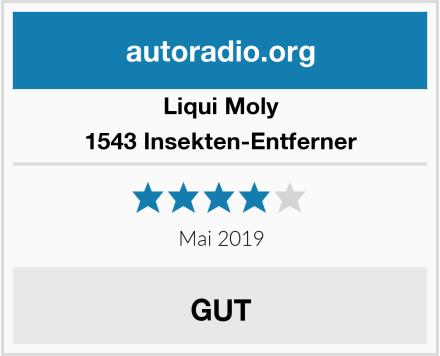 Liqui Moly 1543 Insekten-Entferner Test