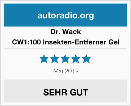 Dr. Wack CW1:100 Insekten-Entferner Gel Test