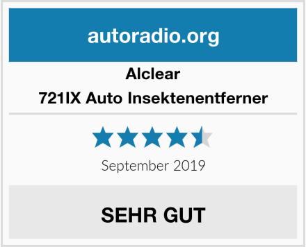 Alclear 721IX Auto Insektenentferner Test
