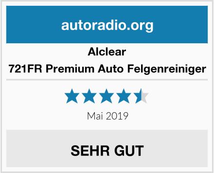 Alclear 721FR Premium Auto Felgenreiniger Test