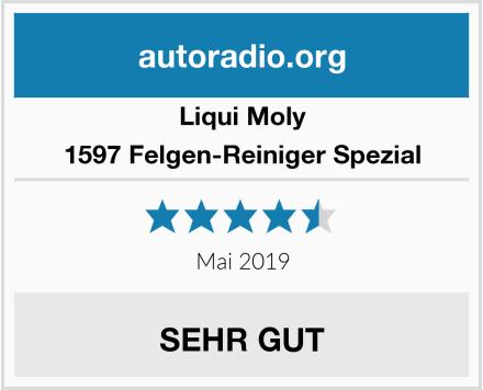 Liqui Moly 1597 Felgen-Reiniger Spezial Test