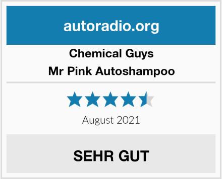Chemical Guys Mr Pink Autoshampoo Test