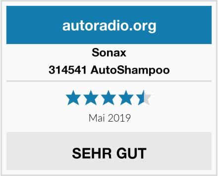 Sonax 314541 AutoShampoo Test