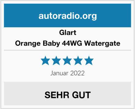 Glart Orange Baby 44WG Watergate Test