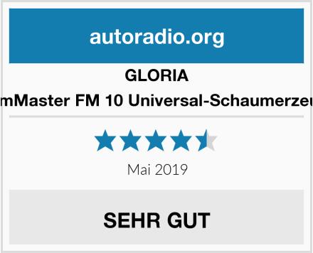 GLORIA FoamMaster FM 10 Universal-Schaumerzeuger Test