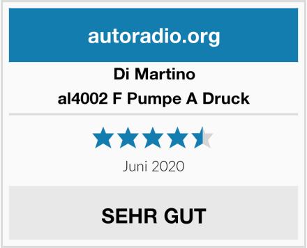 Di Martino al4002 F Pumpe A Druck Test
