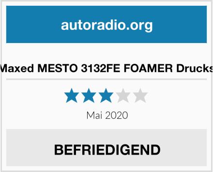 PowerMaxed MESTO 3132FE FOAMER Drucksprüher Test