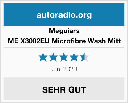 Meguiars ME X3002EU Microfibre Wash Mitt Test