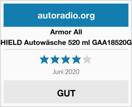 Armor All SHIELD Autowäsche 520 ml GAA18520GE Test