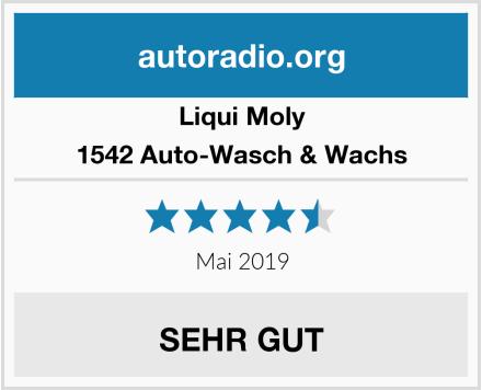 Liqui Moly 1542 Auto-Wasch & Wachs Test