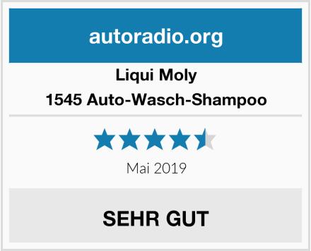 Liqui Moly 1545 Auto-Wasch-Shampoo Test