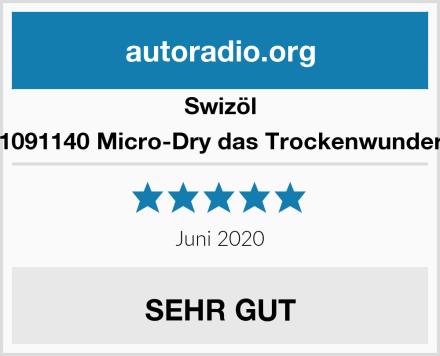 Swizöl 1091140 Micro-Dry das Trockenwunder Test