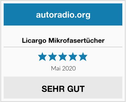 No Name Licargo Mikrofasertücher Test