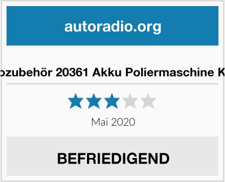 HP-Autozubehör 20361 Akku Poliermaschine Kompakt Test