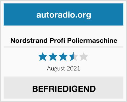 Nordstrand Profi Poliermaschine Test