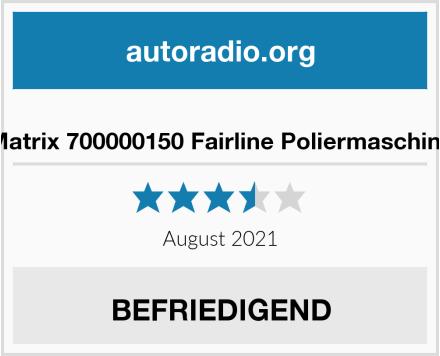 No Name Matrix 700000150 Fairline Poliermaschine Test
