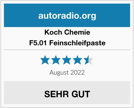 Koch Chemie F5.01 Feinschleifpaste Test