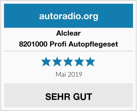 Alclear 8201000 Profi Autopflegeset Test
