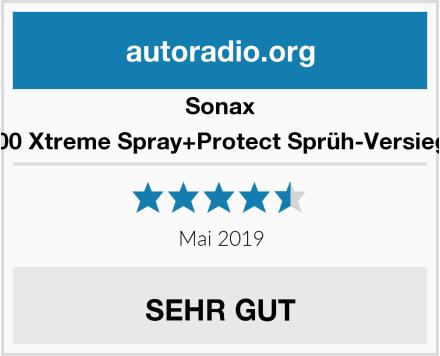 Sonax 2434000 Xtreme Spray+Protect Sprüh-Versiegelung Test