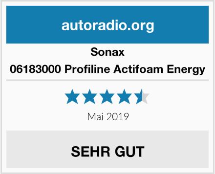 Sonax 06183000 Profiline Actifoam Energy Test