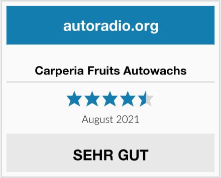 No Name Carperia Fruits Autowachs Test