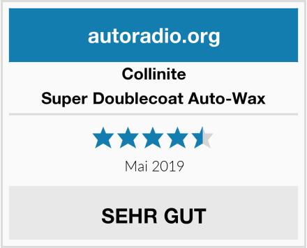 Collinite Super Doublecoat Auto-Wax Test
