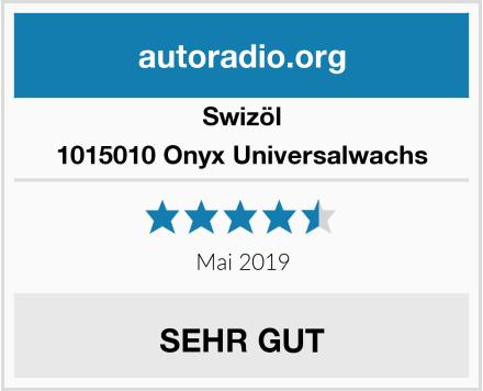 Swizöl 1015010 Onyx Universalwachs Test